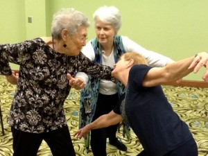 Elderly Minds in Motion